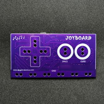 JoyBoard İletkenlik Kodlama Seti