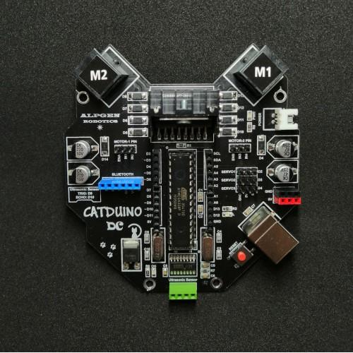 Catduino Robotik Seti