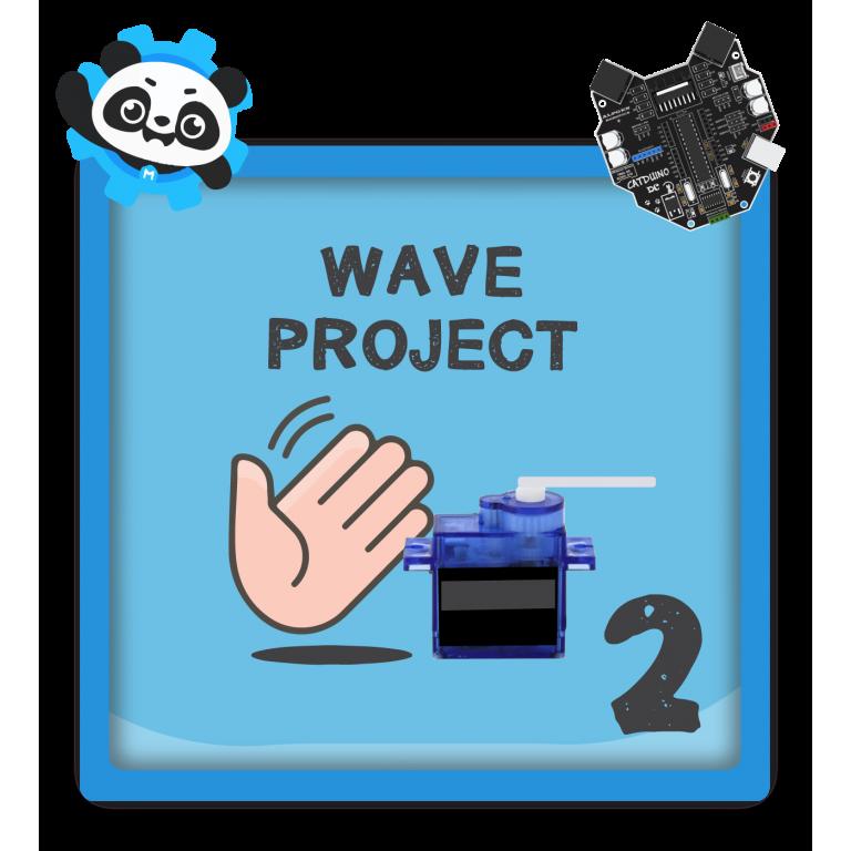 Catduino Proje 2: El Sallama Projesi
