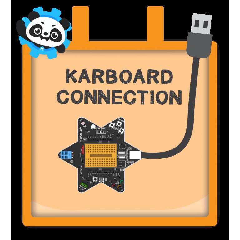 KarBoard mBlock Bağlantısı Nasıl Kurulur?
