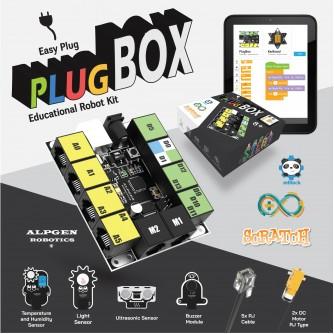 PlugBox Kodlama Seti