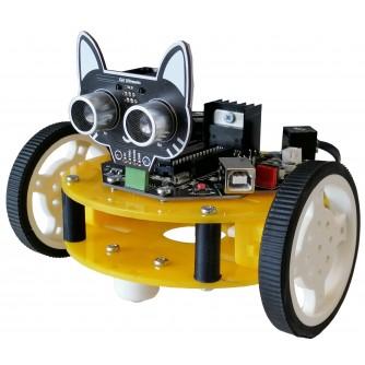 Engelden Kaçan Robot Kiti