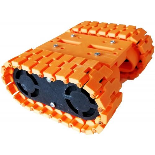 Mini Robot Tank Plastik Set