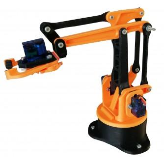 3 Eksen Robot Kol 3D Parça Seti