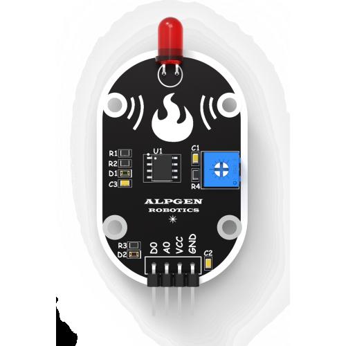 IR Ateş Sensör Modülü
