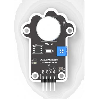 MQ2 Gaz Sensörü