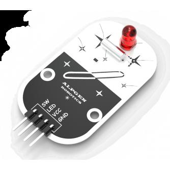 Titreşime Duyarlı Sensör Modülü