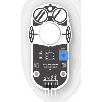 MQ-7 Karbonmonoksit Gaz Sensör Modülü