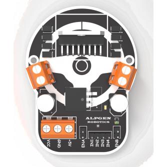 L298 DC Motor Sürücü Modülü