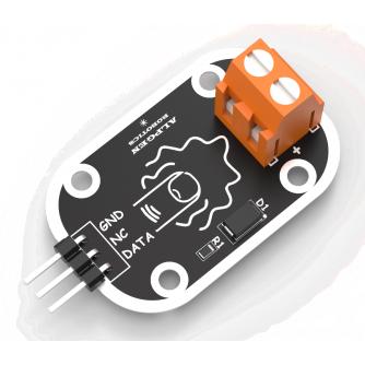 Piezoelektrik Sensör Modülü
